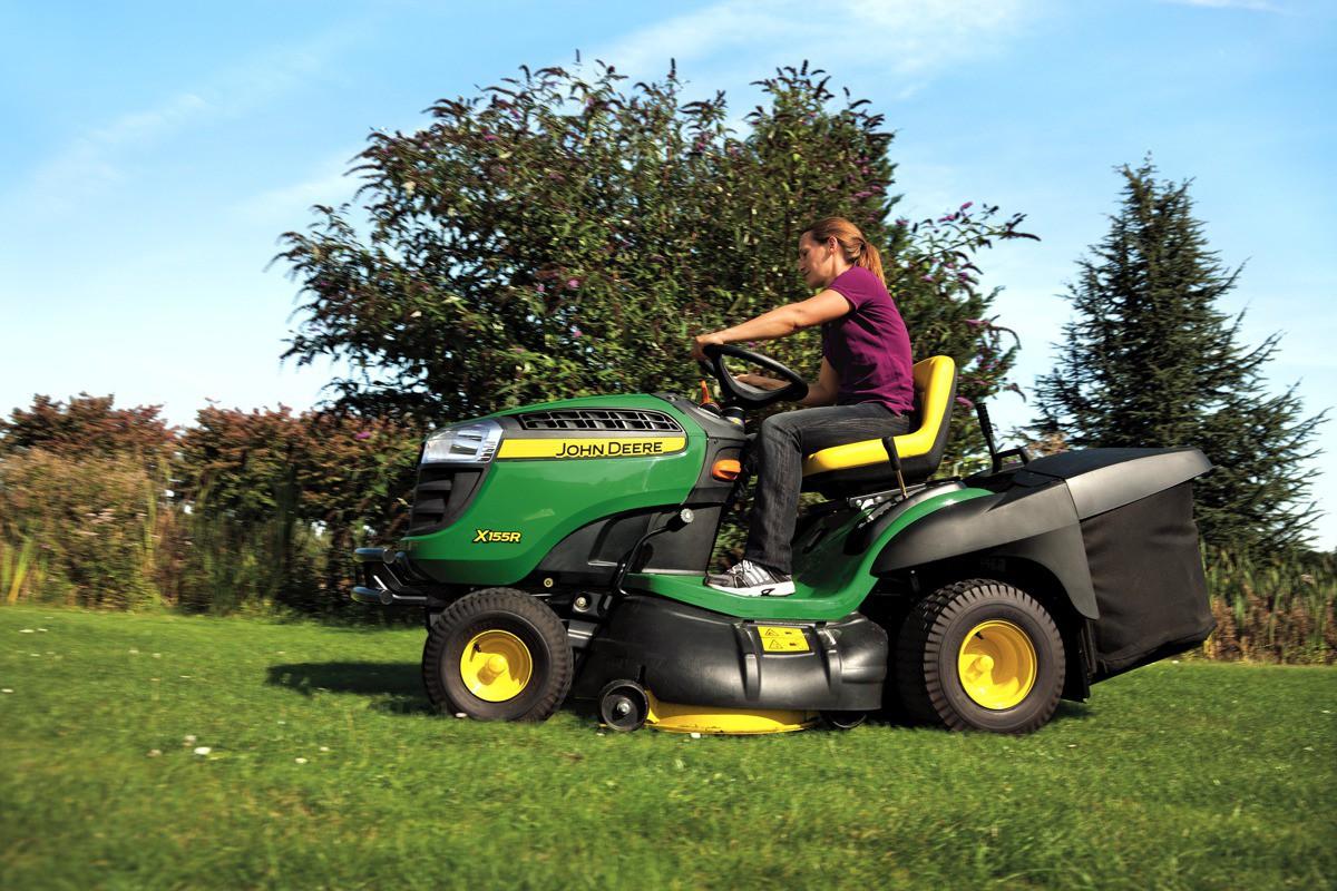 Lawn Tractor X155R