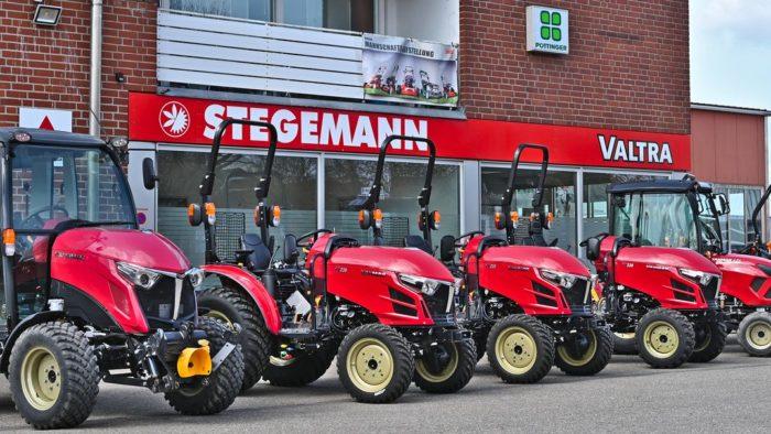 Yanmar-Traktoren
